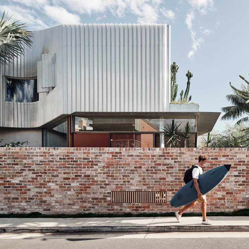 bismarck house andrew burges architects bondi sydney australia