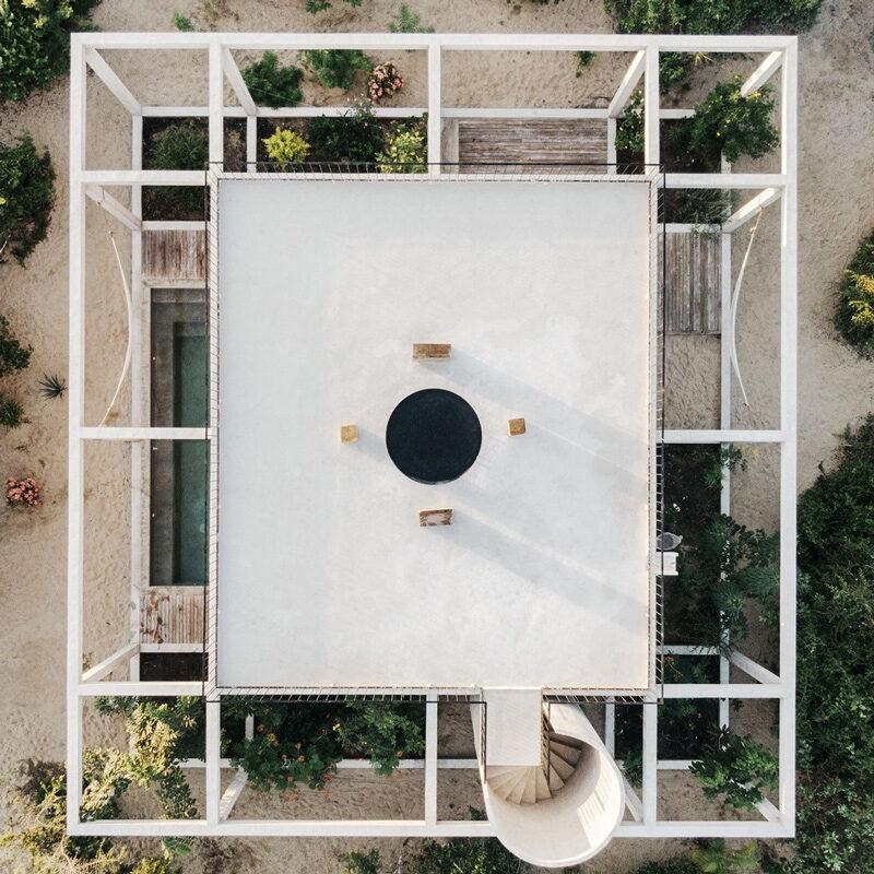 casa cosmos house puerto escondido mexico aranza de arino claudio sodi