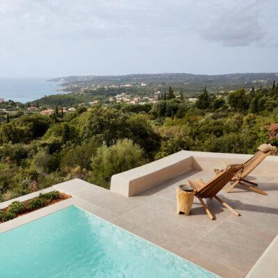 villa olivio secret roc villas kefalonia greece